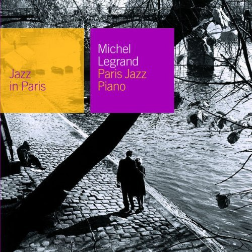Michel Legrand Paris Jazz Piano Import