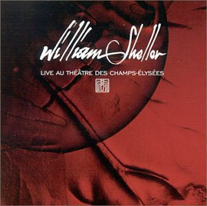 William Sheller Live Au Theatre Des Champs Ely Import Eu