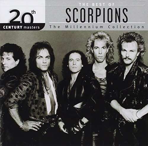 Scorpions Millennium Collection 20th Cen Millennium Collection