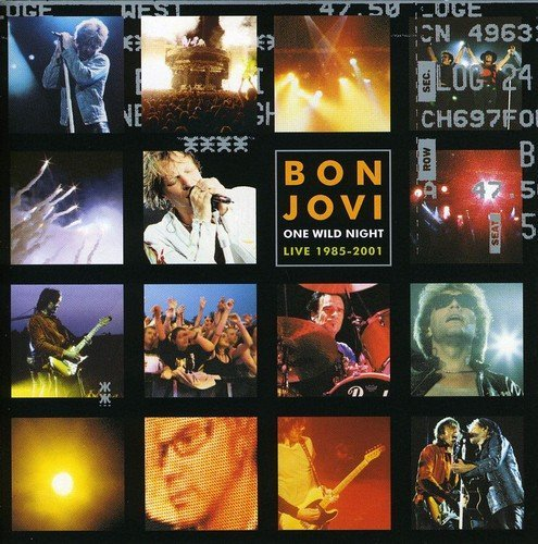 Bon Jovi One Wild Night Import Gbr Incl. Bonus Track