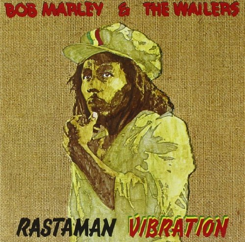 Bob Marley & The Wailers Rastaman Vibration Remastered