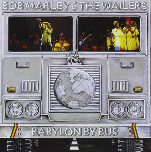 Bob Marley & The Wailers Babylon By Bus Remastered