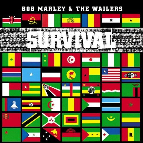 Bob Marley & The Wailers Survival Remastered
