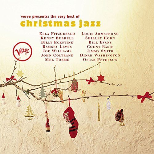 Verve Presents Very Best Of Christmas Jazz Armstrong Fitzgerald Torme Verve Presents