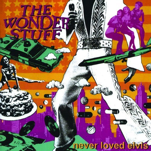 Wonder Stuff Never Loved Elvis Import Gbr Incl. Bonus Tracks