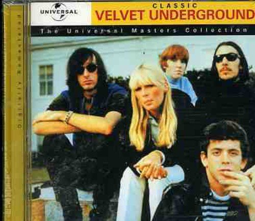 Velvet Underground Universal Masters Collection Import Gbr