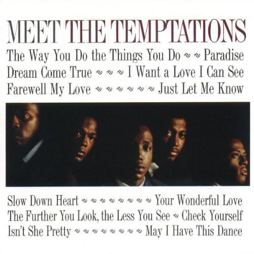Temptations Meet The Temptations Remastered Incl. Bonus Tracks
