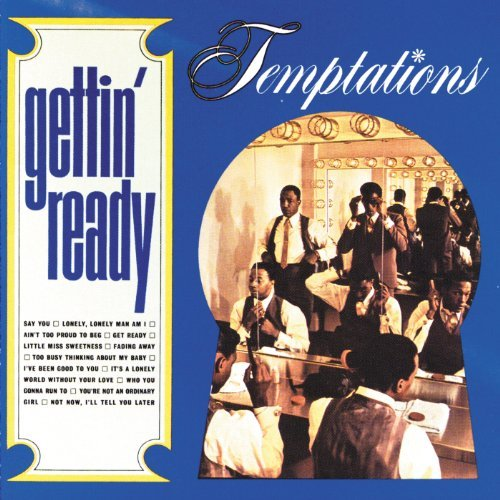 Temptations Gettin' Ready Remastered Incl. Bonus Tracks