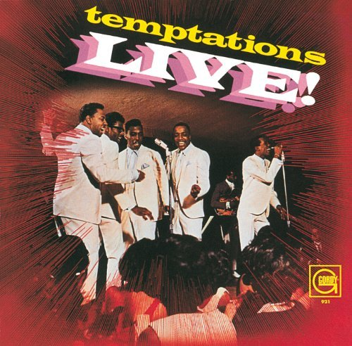 Temptations Temptations Live! Remastered Incl. Bonus Tracks