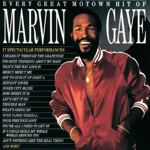 Marvin Gaye Every Great Motown Hit Remastered