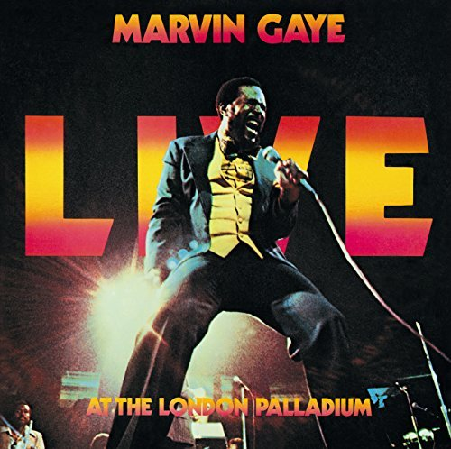 Marvin Gaye Live At The London Palladium Remastered