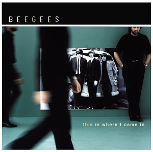 Bee Gees This Is Where I Came In Enhanced CD