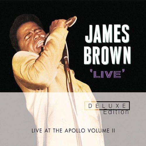 James Brown Vol. 2 Live At The Apollo 2 CD
