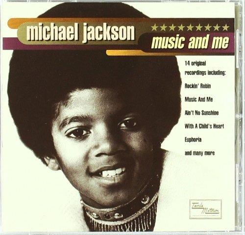 Michael Jackson Music & Me Import Aus