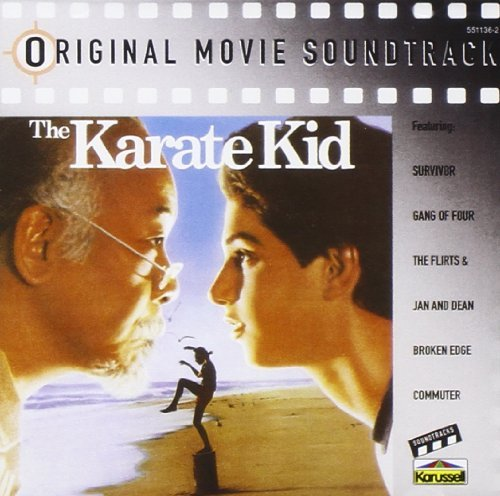 Karate Kid Soundtrack Import