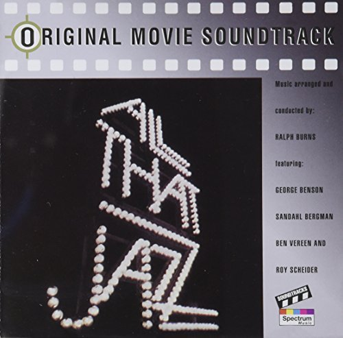 All That Jazz Soundtrack Import Deu