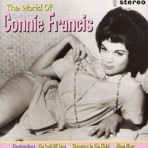Connie Francis World Of Import Aus