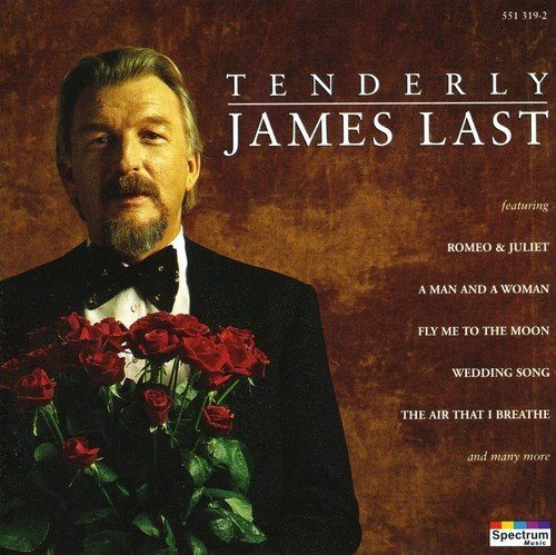 James Last Tenderly Import Gbr