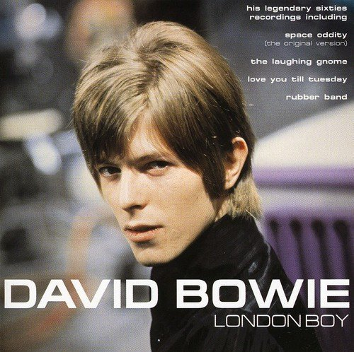 Bowie David London Boy Import Deu
