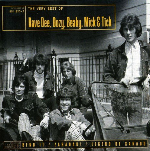 Dave Dee Dozy Beaky Mick & Tich Best Of Import Deu