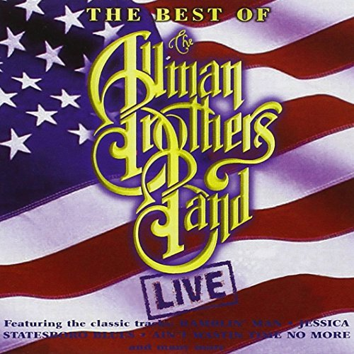 Allman Brothers Band All Live! Import Deu