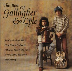 Gallagher & Lyle Best Of Gallagher & Lyle Import Gbr