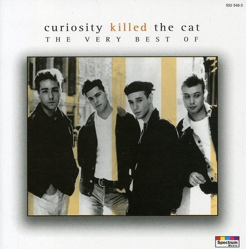 Curiosity Killed The Cat Very Best Of Curiosity Killed Import Gbr