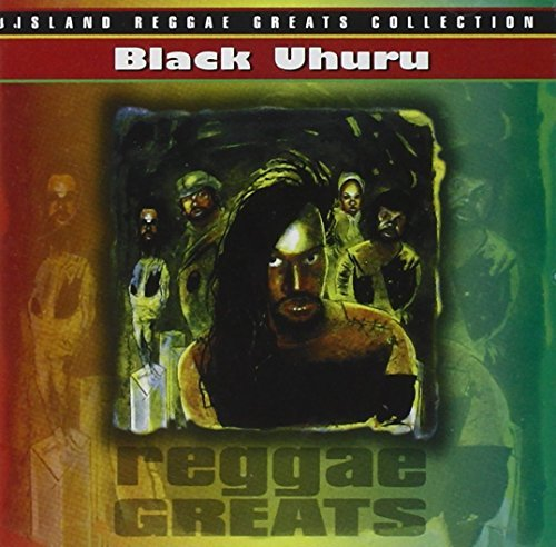 Black Uhuru Reggae Greats (gold) Import Gbr