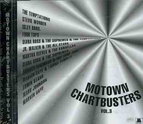 Motown Chartbusters Vol. 3 Motown Chartbusters Import Gbr