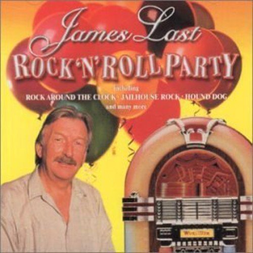 James Last Rock N Roll Party Import Deu