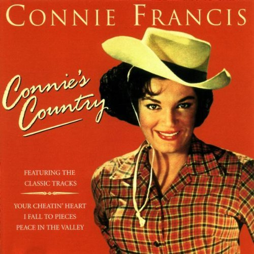 Connie Francis Connie's Country Import Eu