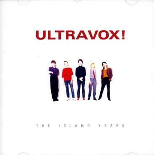 Ultravox Island Years Import Gbr