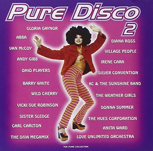Pure Series Vol. 2 Pure Disco Abba Summer Gaynor Gibb Ross Pure Series