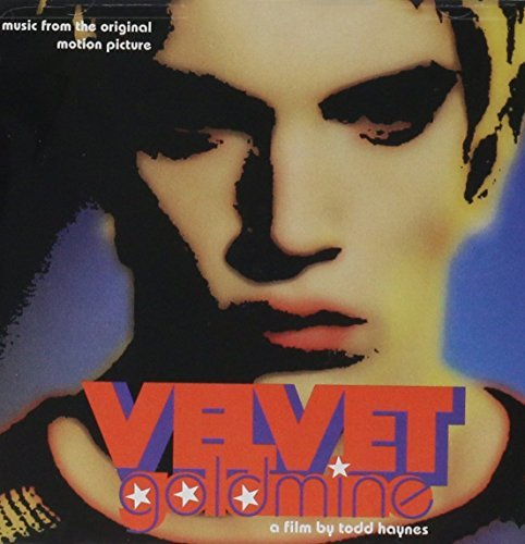 Various Artists Velvet Goldmine Placebo Shudder To Think Pulp Eno T Rex Roxy Music Reed