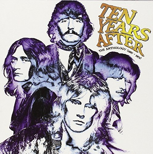 Ten Years After Anthology 1967 71 2 CD