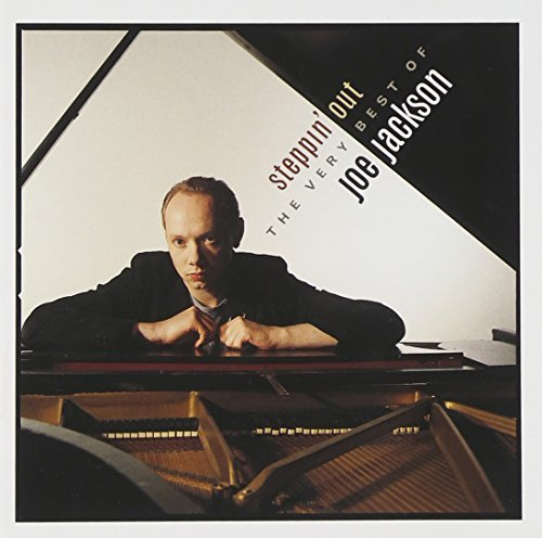 Joe Jackson Steppin' Out Very Best Of Joe 2 CD