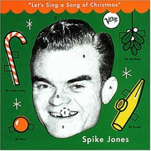 Spike Jones Let's Sing A Song Of Christmas