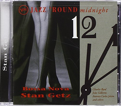 Stan Getz Jazz 'round Midnight Bossa Nov