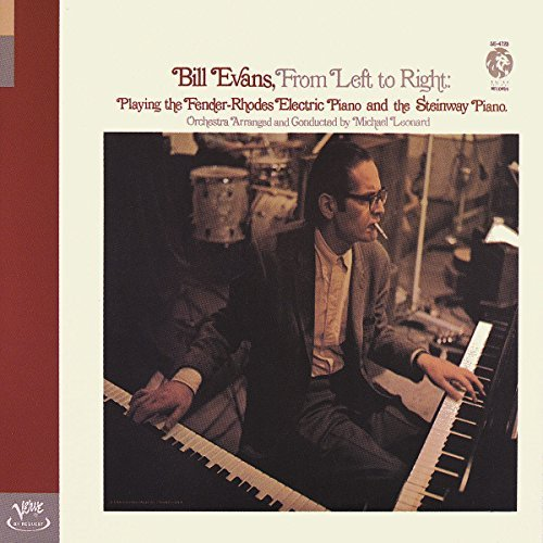 Bill Evans From Left To Right Remastered