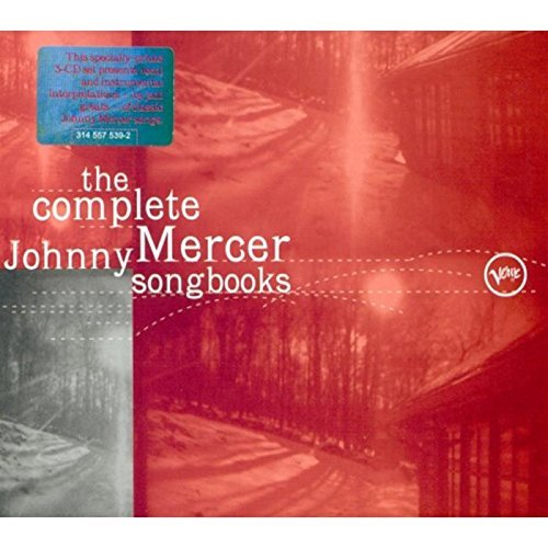 Complete Johnny Mercer Song Complete Johnny Mercer Songboo Armstrong Holiday O'day Rich 3 CD