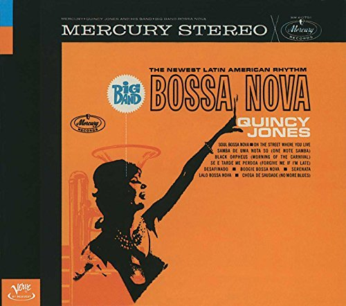 Quincy Jones Big Band Bossa Nova Remastered