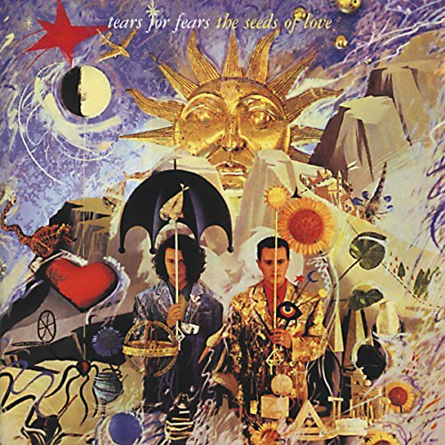 Tears For Fears Seeds Of Love Incl. Bonus Tracks