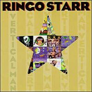 Ringo Starr Vertical Man Feat. Mccartney Harrison Tyler Wilson Osbourne Walsh