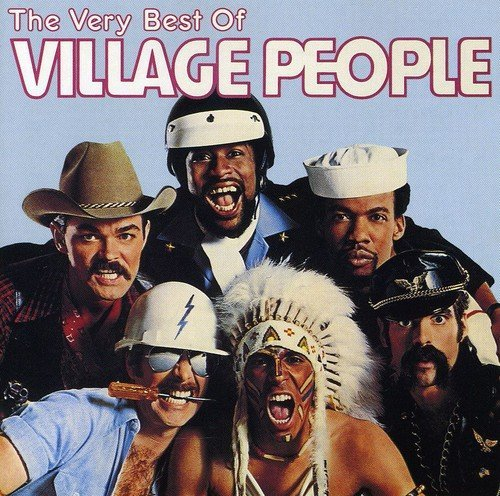 Village People Very Best Of Village People Remastered