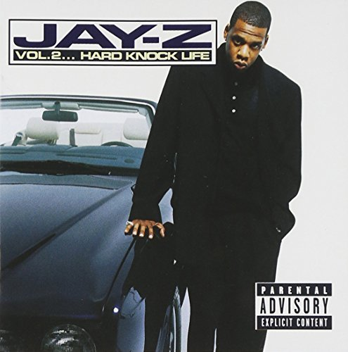 Jay Z Vol. 2 Hard Knock Life Explicit Version