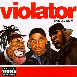 Violator Vol. 1 The Album Clean Version Violator