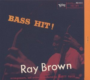 Ray Brown Bass Hit!