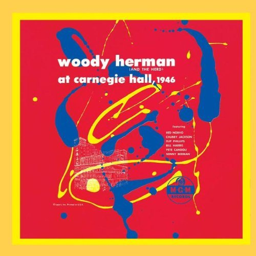 Woody Herman Live At Carnegie Hall 1946 2 CD Set