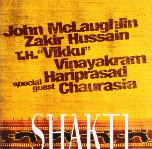 John Mclaughlin Remember Shakti 2 CD