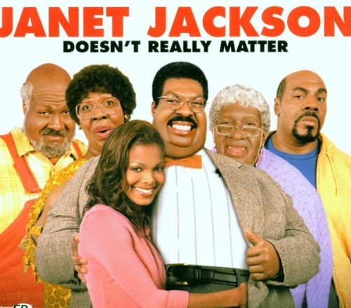 Janet Jackson Doesn't Really Matter
